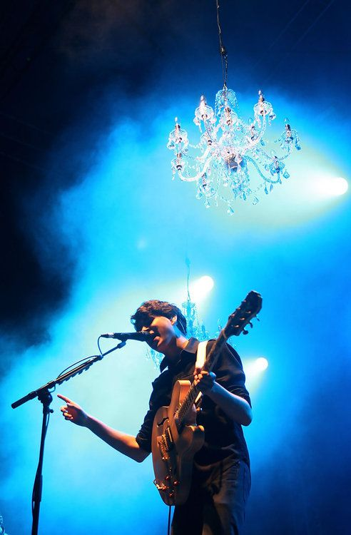 I Want This Chandelier In My Vampire Weekendstage Setchandeliers