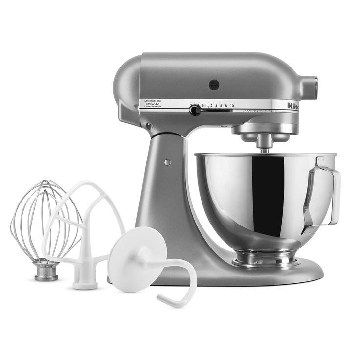 Kitchenaid deluxe 45 quart tilthead stand mixer