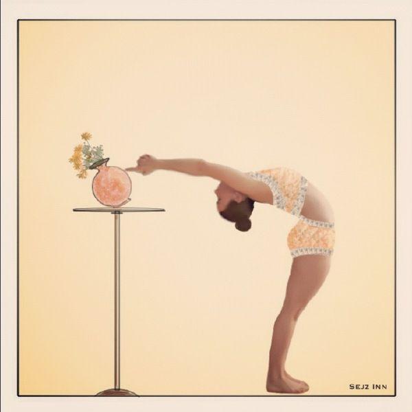 Yoga Artworks by Sejz Inn, via Behance - йога прекрасна! http://www.arizonavalueshuttle.org/health-care/yoga-accessories-sewing-pattern/