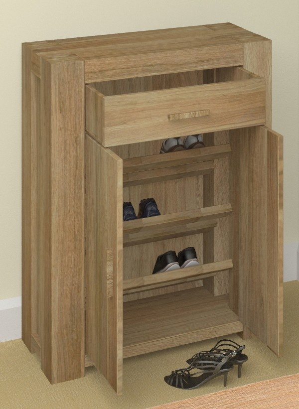 Our Best Selling Show Cupboard Also Comes In Atlas Oak.