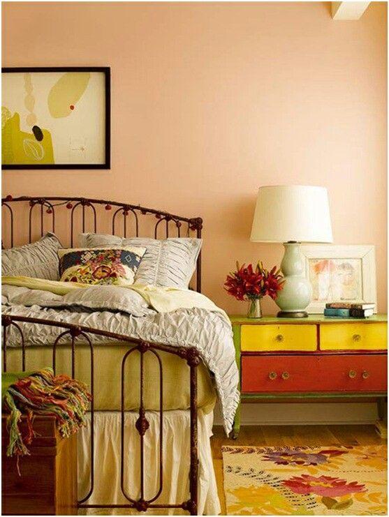 paint color pallets vintage color schemes and bedroom color schemes