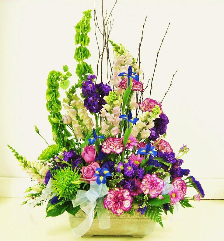 purple and lavender tribute