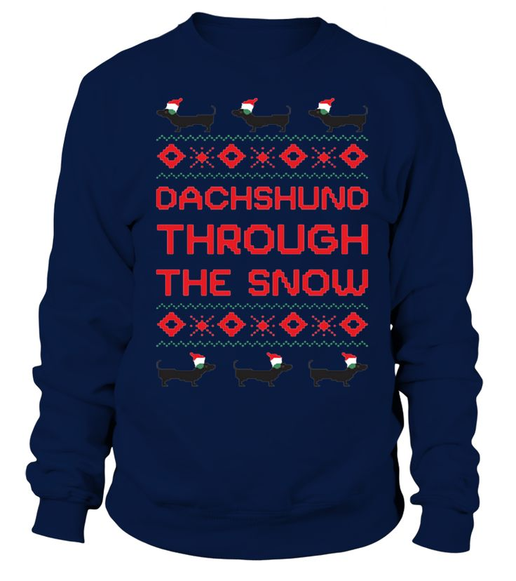 DACHSHUND THROUGH THE SNOW BASEBALL SHIRT   => Check out this shirt by clicking the image, have fun :) Please tag, repin & share with your friends who would love it. halloween costume ideas #halloween #hoodie #ideas #image #photo #shirt #tshirt #sweatshirt #tee #gift #perfectgift #birthday