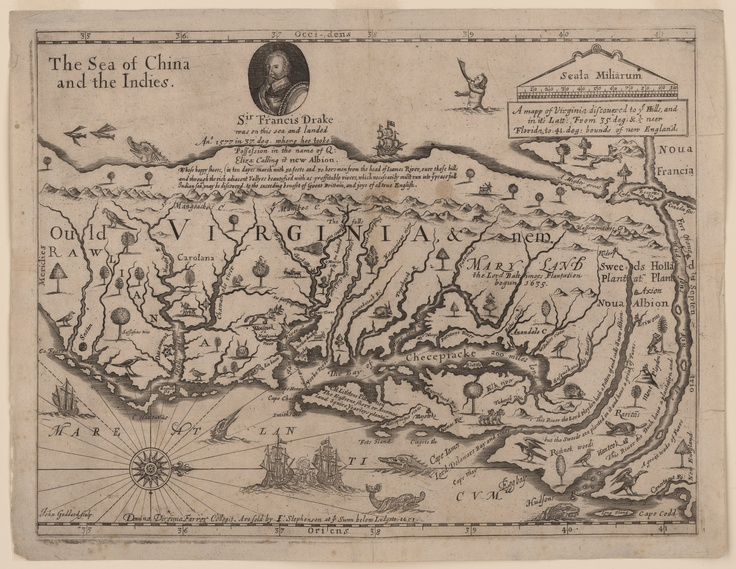 47 best Maps of Virginia images on Pinterest  University of