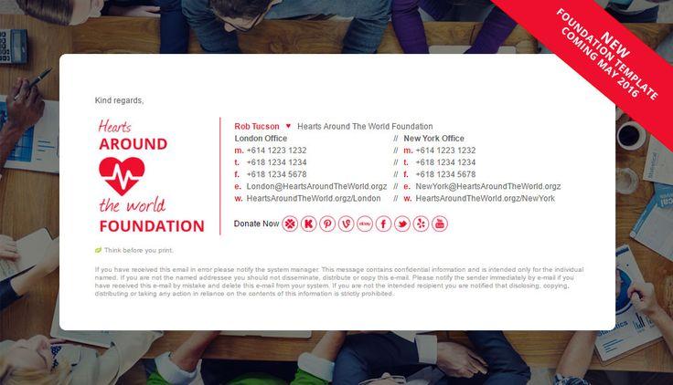 20+ Professional & Premium HTML Email Signature Templates | Email Signature Rescue