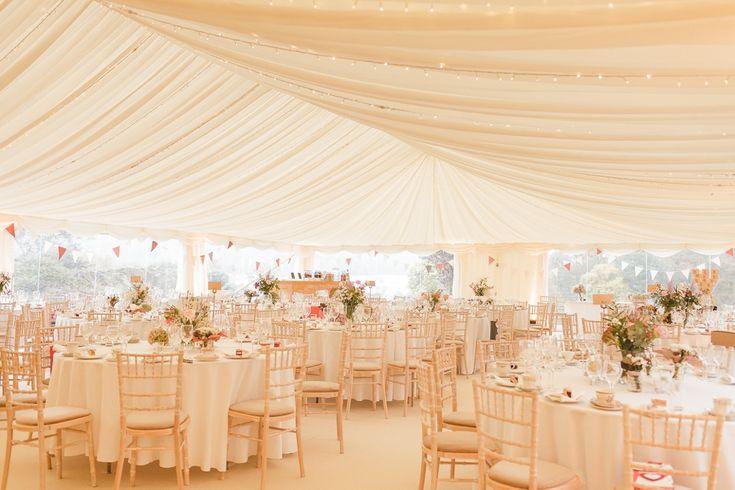 Vintage Afternoon Tea at Silverholme House - An Elegant Lake District Wedding
