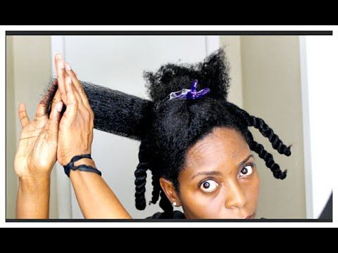 How To Trim Natural Hair At Home