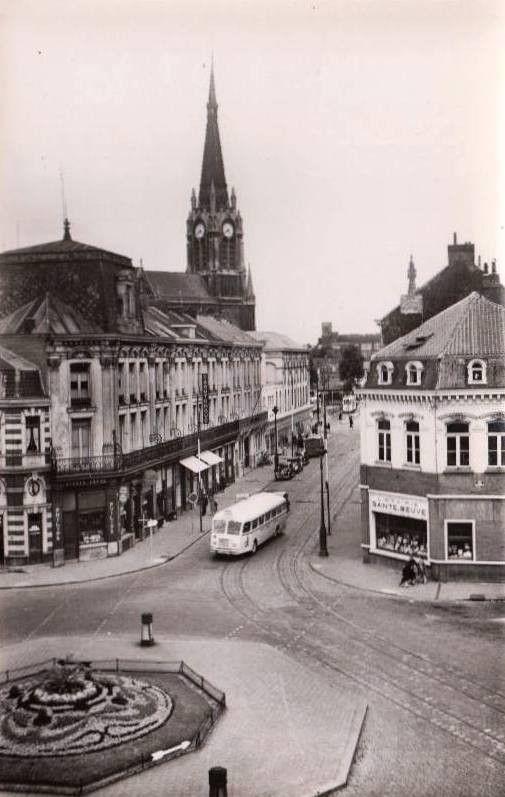 place devant la mairie