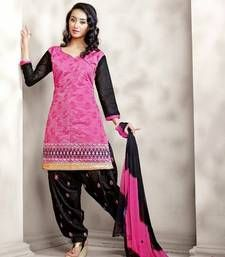 Buy Salwar kameez in patiala pattern party-wear-salwar-kameez online