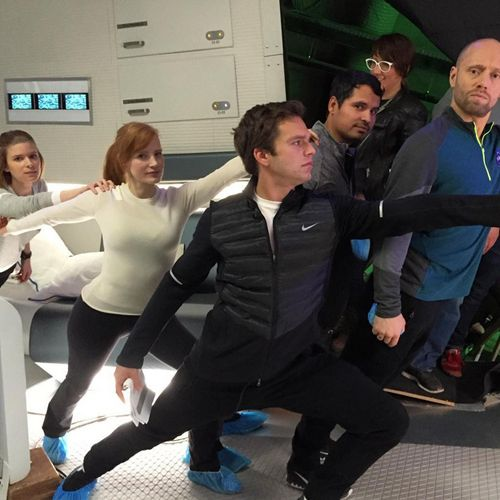 the cast of the martian BUT HOLY SHIFJFJNMC ISNT THAT MICHAEL PENA THE GUY ON ANT MAN