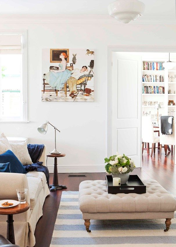 It's hard to believe this well-thought-out Hamptons-style Sydney home is a new build | Home Beautiful Magazine Australia