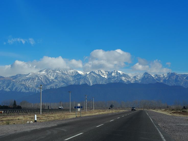 Mendoza - Santiago de Chile Trip!