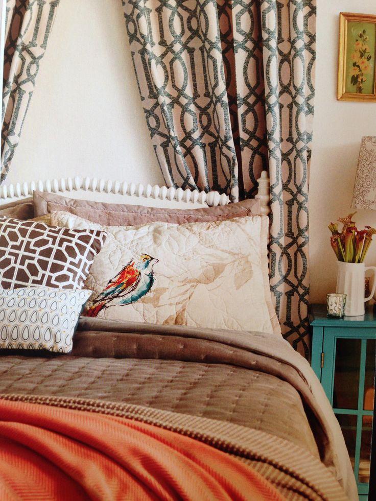 1000 images about bedroom on pinterest crate and barrel target and grommet curtains. Black Bedroom Furniture Sets. Home Design Ideas