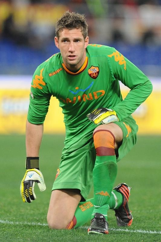 AS Roma - Maarten Stekelenburg - 2013
