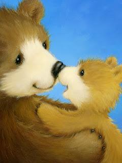Alison Edgson: Ali Edgson, Alison Edgson, Books Illustrations, Teddy Bears Hugs Illustrations, Edgson Illustrations, Artists Ali, Art Illustrations Priv, Baby Bears, Animal