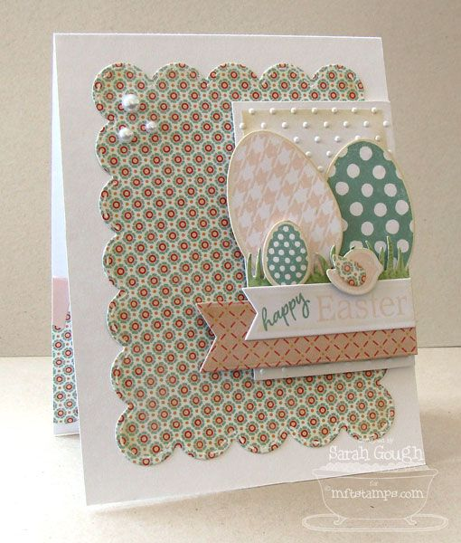 Happy Easter! by Sarah.Jane - Cards and Paper Crafts at Splitcoaststampers