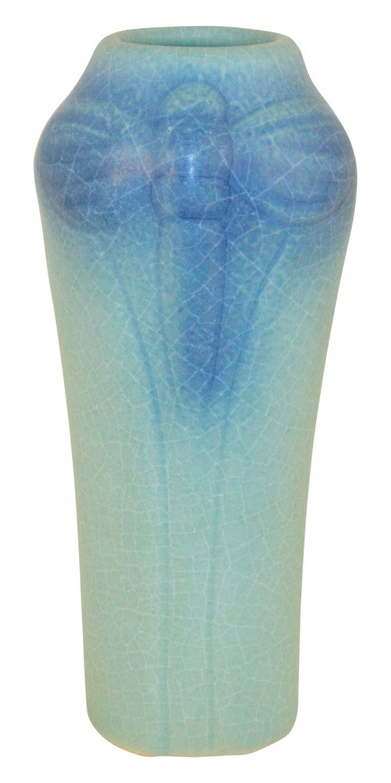 684 best van briggle pottery images on pinterest candle holders van briggle pottery 1922 26 usa dragonfly vase reviewsmspy