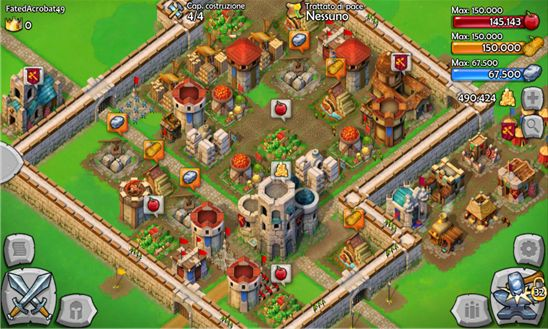Age of Empires: Castle Siege per WP8 e W8 si aggiorna alla versione 1.16 http://www.sapereweb.it/age-of-empires-castle-siege-per-wp8-e-w8-si-aggiorna-alla-versione-1-16/        Nel mese di settembre dello scorso anno abbiamo assistito al rilascio su Windows Phone 8 e Windows 8 di Age of Empires: Castle Siege, un nuovo titolo della popolare serie Age of Empires sotto marchio Xbox (Age of Empires: Castle Siege disponibile su Windows Phone 8 e Windows 8...