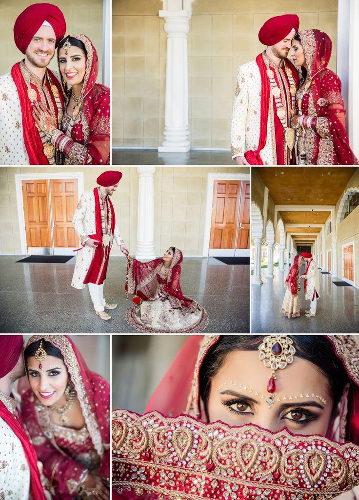 Riga + Ash | San Jose Sikh Wedding and Silver Creek Reception