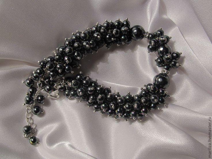 Bracelet Calypso (Majorca pearl)