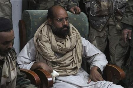How Gaddafi scion went from reformer to reactionary