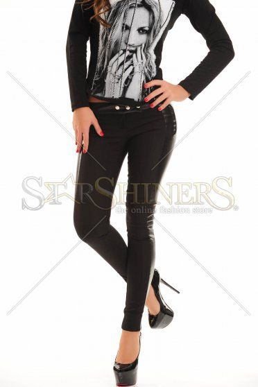Colanti Mexton Provocative Style Black
