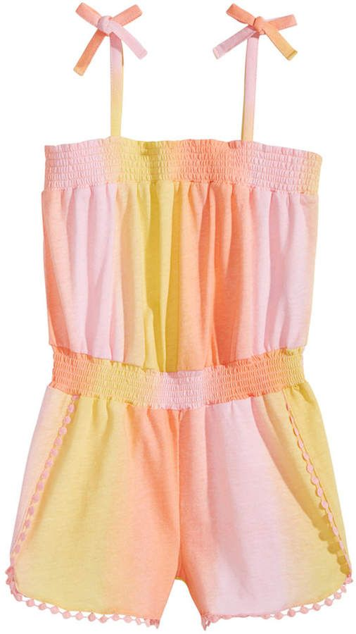5ed352627 Epic Threads Little Girls Ombre Romper