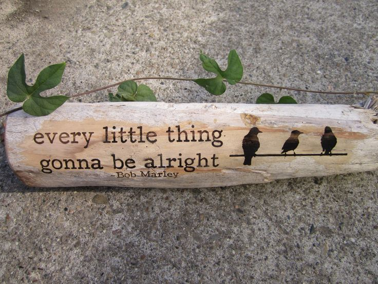 Bob Marley - Every little thing gonna be alright