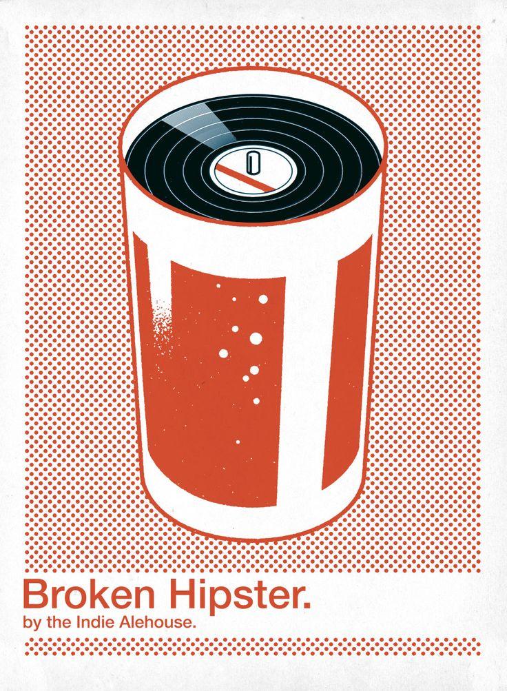 Broken Hipster  - Belgian Wit