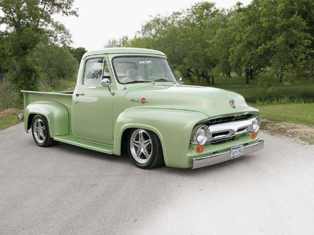 214 best images about Ford Trucks '53-'56 on Pinterest | Ford models, Trucks and Vintage trucks