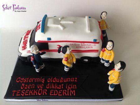 Paramedik, ATT Ambulans Pasta