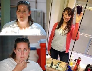 "This is Stephanie...doesn't she look awesome! ""I lost 135 lbs (I'm 5' 9"") - the last time I was at this weight, I was 11, off of blood thinners for Deep Vein Thrombosis (Blood clots) and just feeling absolutely fabulous!""   I love helping people get healthy!  Results vary. Typical weight loss is 2-5lbs the first two weeks and 1-2lbs each week thereafter."