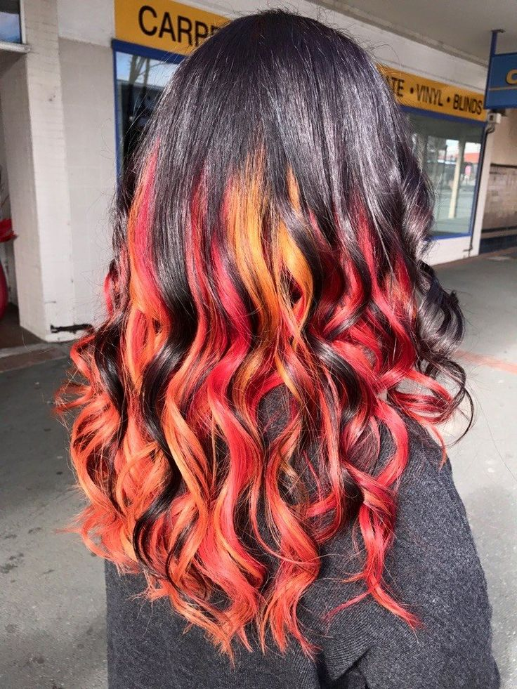 Best 25 Red Tint Hair Ideas On Pinterest Red Violet