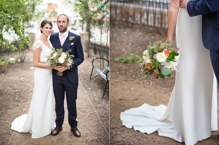 Becky & James :: Rustic Chic Wedding at Gallery 1028 | Chicago Wedding Photography