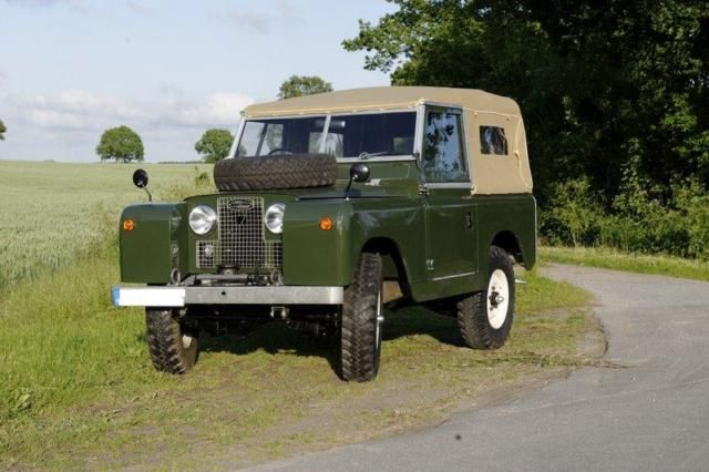 land rover series 2 for sale uk