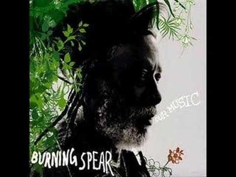 Burning Spear African Teacher (+Playlist)