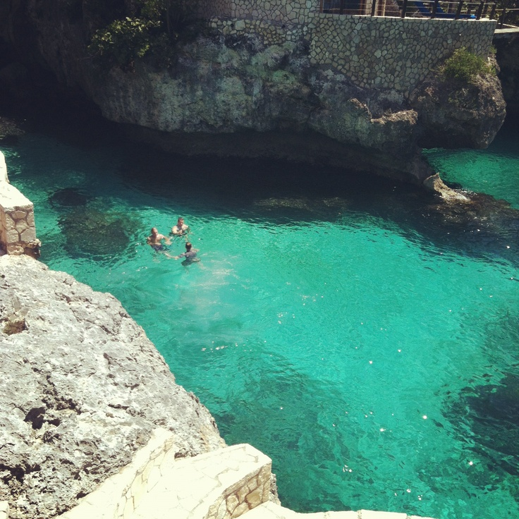 Water at Rockhouse Negril