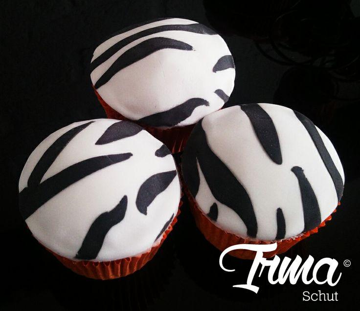 Cupcake's Zebra