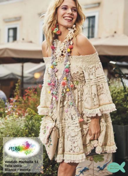 Nuevamente disponible y recién llegado!  Vestido Marbella 51 - http://www.travelwearmiro.com/vestidos/vestido-marbella-51.html