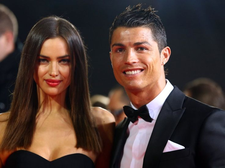 ronaldo and his wife - Google Search