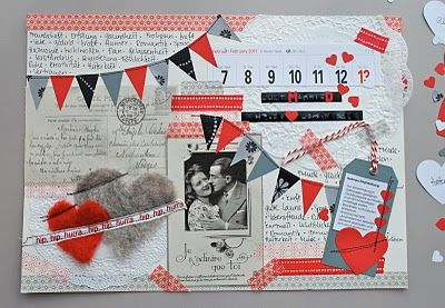 Wunderschöne Collage für ein geniales Hochzeitsgeschenk!