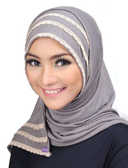 Tutorial Hijab Untuk Kebaya Yg Menutupi Dada - Hijab Top Tips