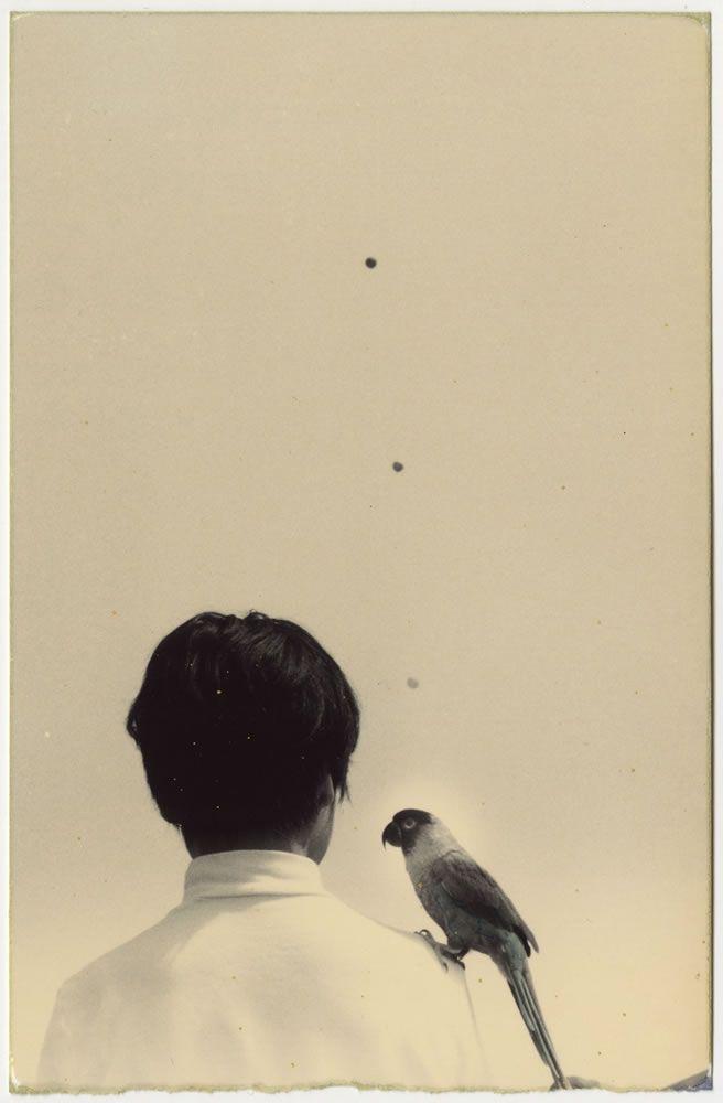 Masao Yamamoto A Box of Ku #550 [A Box of Ku] n.d. Gelatin silver print 3 1/2 x 2 1/2
