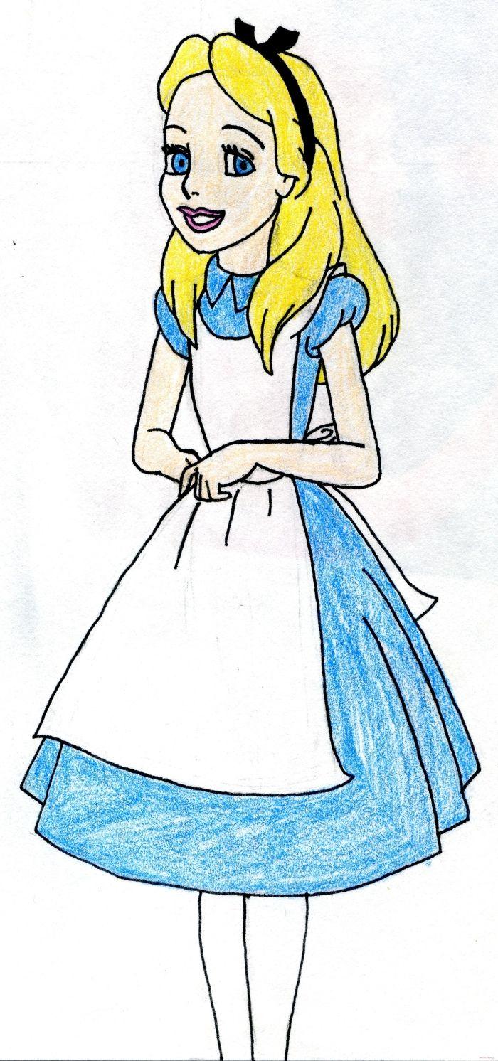 169 best alice in wonderland images on pinterest - Alice in wonderland cartoon pictures ...