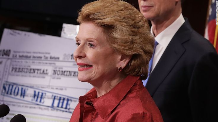 Sen. Debbie Stabenow said Wednesday Republicans should be worried about the effects repealing the Affordable Care Act, also known as Obamacare, will have on Americans who rely on it.
