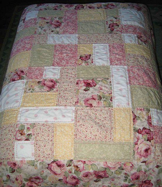 Savanah's Victorian Quilt by littleteapots