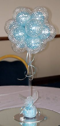 Table Centre Pieces PARTY BUDS Professional Balloon Decorators