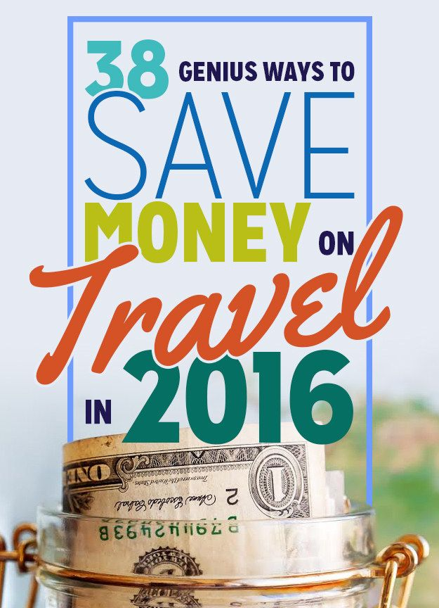 Feel you don't have enough money to travel? What a load of tosh! You can Save…