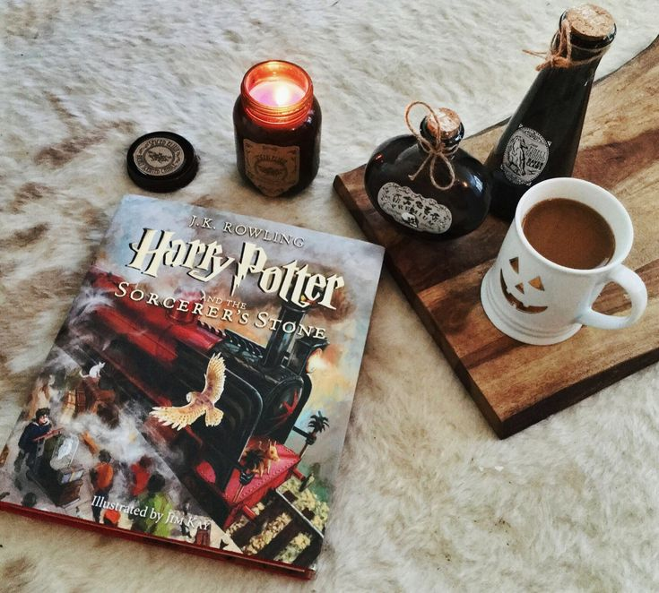 Harry Potter autumn inspiration