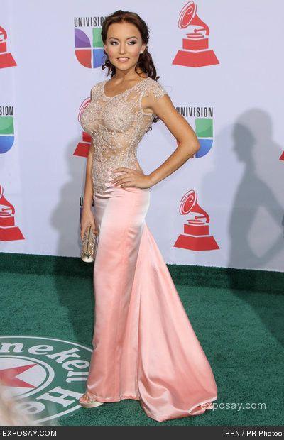 35 best images about Guapa Angelique Boyer ;) on Pinterest ...